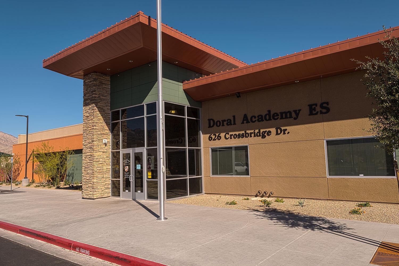 Doral Academy Red Rock Campus K-12 Las Vegas, NV