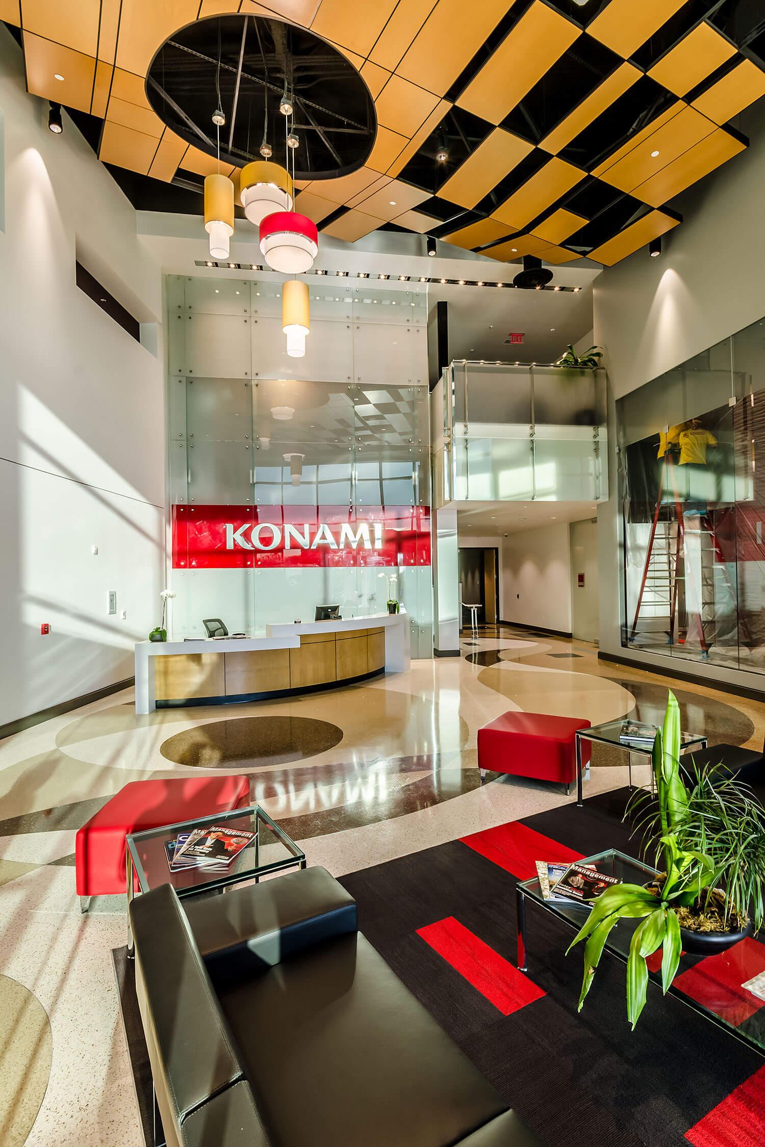Konami Gaming