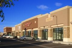 Serene Neighborhood Plaza Retail
